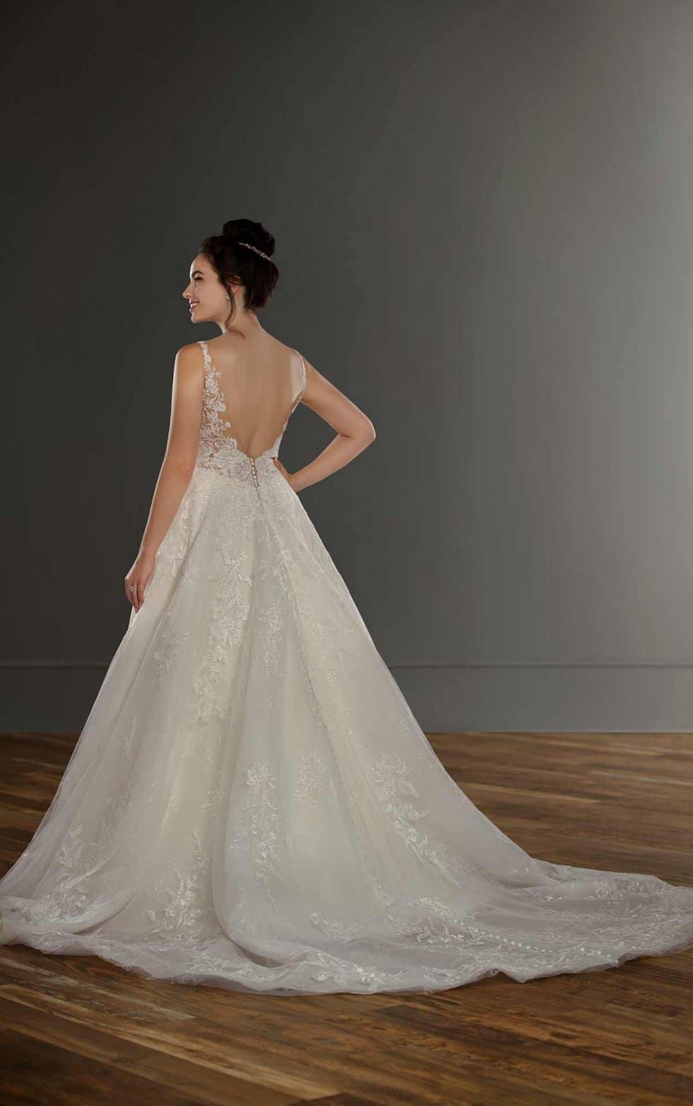 Martina Liana Dresses at Shropshire Country Brides