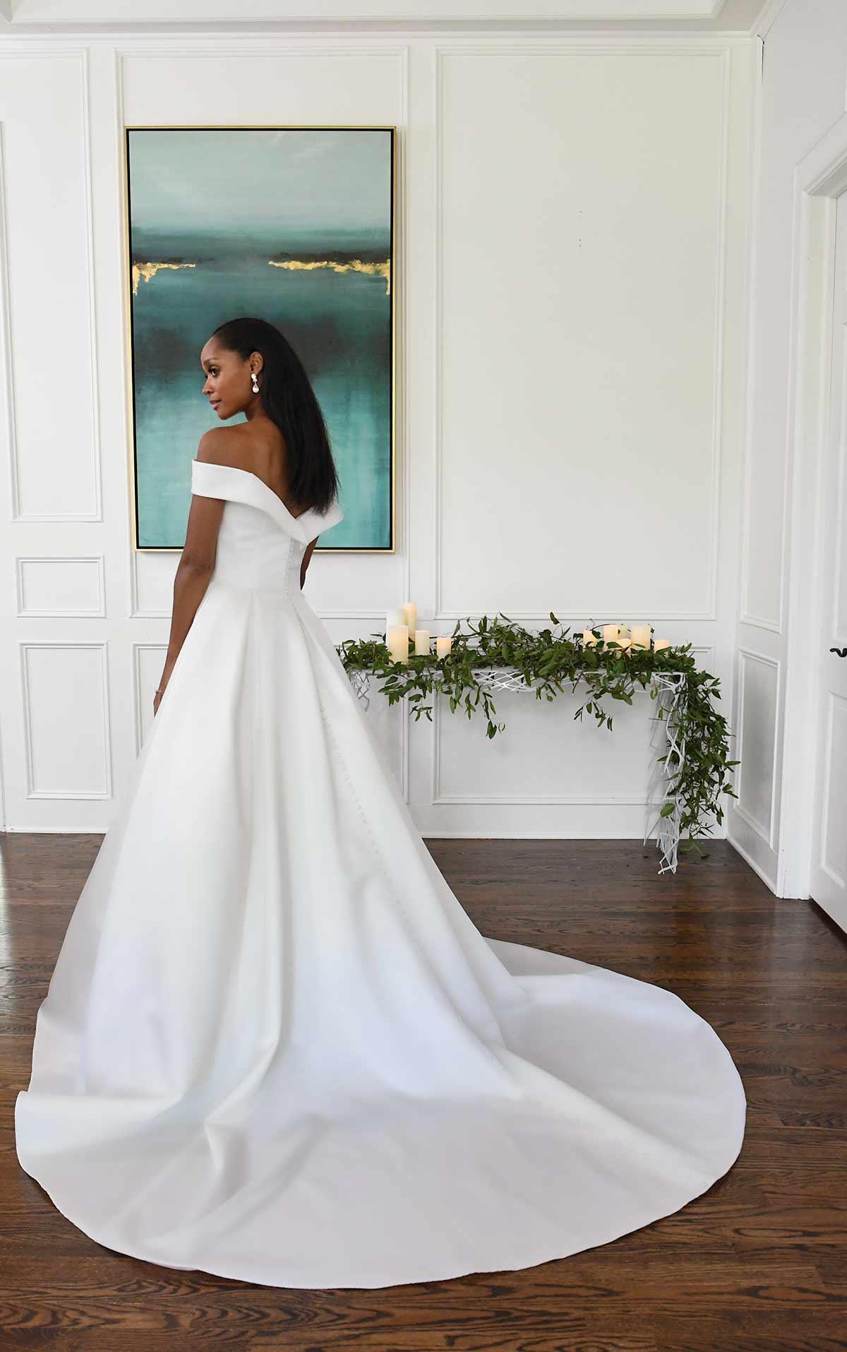 All Who Wander Dresses at Shropshire Country Brides